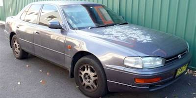 1995 toyota camry le 2.2l owners manual