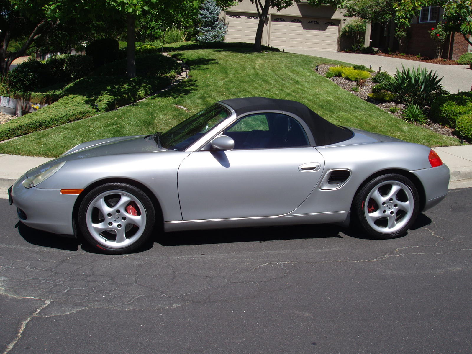 2000 porsche boxster s owners manual