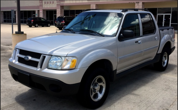 2004 ford explorer owners manual
