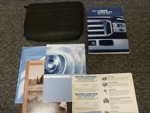 2007 ford f250 owners manual