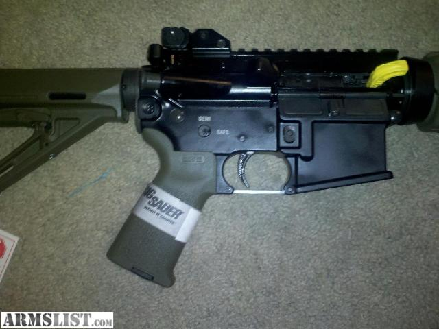 sig sauer m400 owners manual