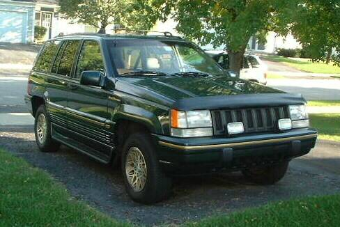 1993 jeep grand cherokee limited owners manual