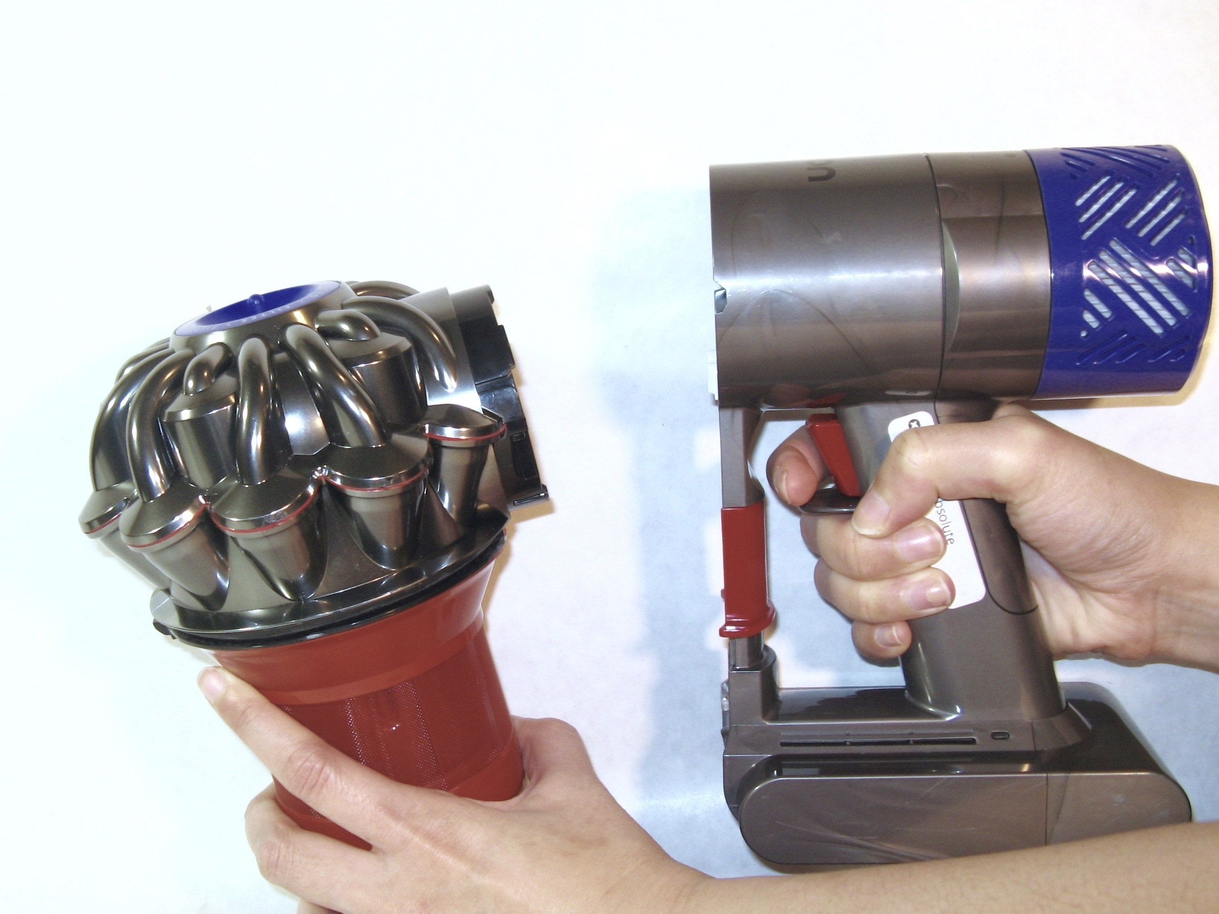 dyson v6 absolute user manual