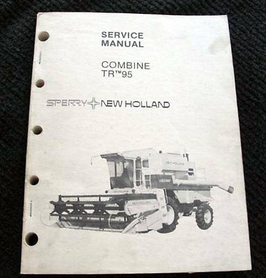 new holland tr 98 service manual