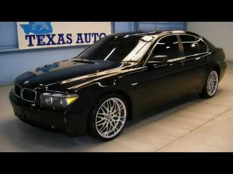 2002 bmw 745i owners manual