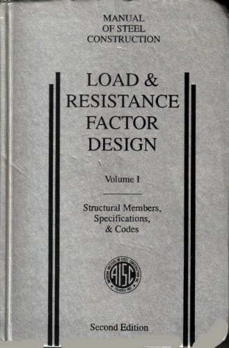 manual of steel construction 1998 2 volumes