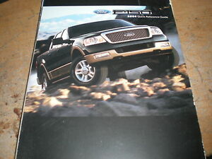 2004 f150 owners manual free