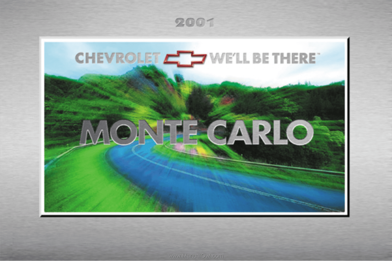 2001 monte carlo owners manual