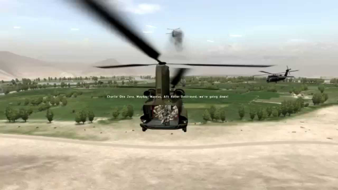 arma 2 helicopter manual fire