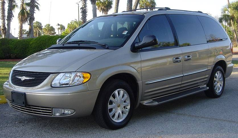 1996 chrysler town and country lxi owners manual