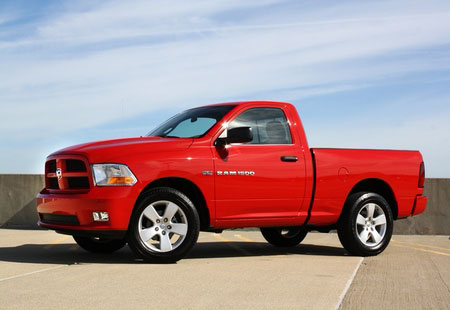 2012 dodge ram 1500 express owners manual