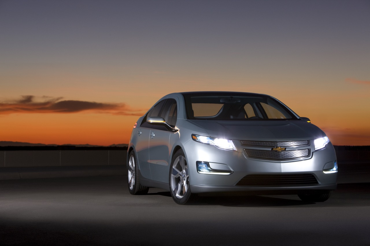 chevy volt service manual download