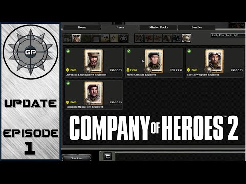 company of heroes 2 manual patch
