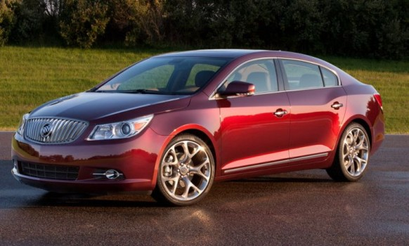2013 buick lacrosse owners manual