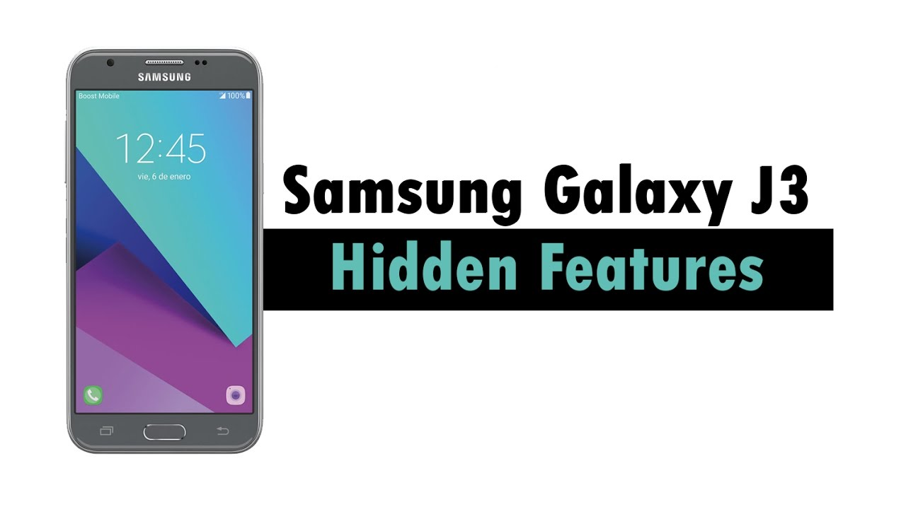 samsung galaxy j3 prime owners manual
